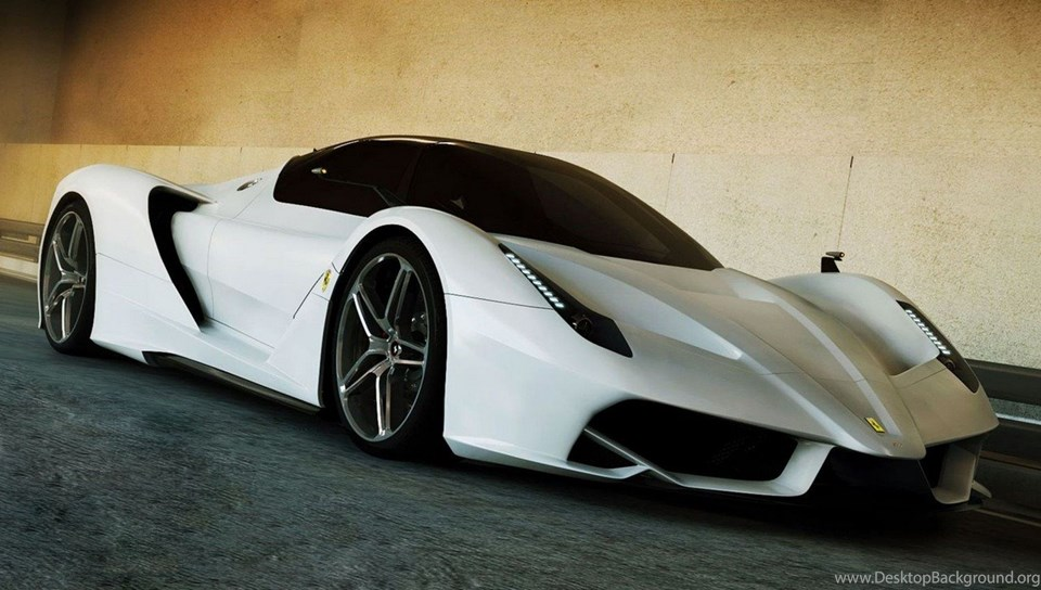 Ferrari F70 Supercar Hd Wallpapers 1080p Desktop Background