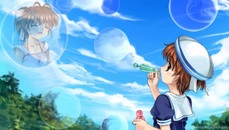 Wallpapers Of Clannad After Story Anime Desktop Background