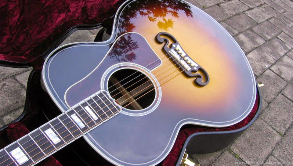 Acoustic Guitar Wallpapers Download Hd Free Desktop Background