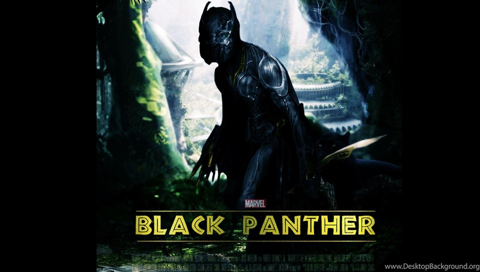 Marvel Black Panther 2017 Poster Hd Wallpapers Dreamlovewallpapers