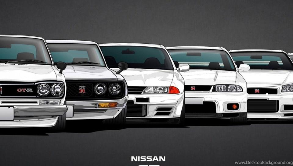 Download Nissan Skyline Gt R Evolution Hd Wallpapers For Ipad Mini