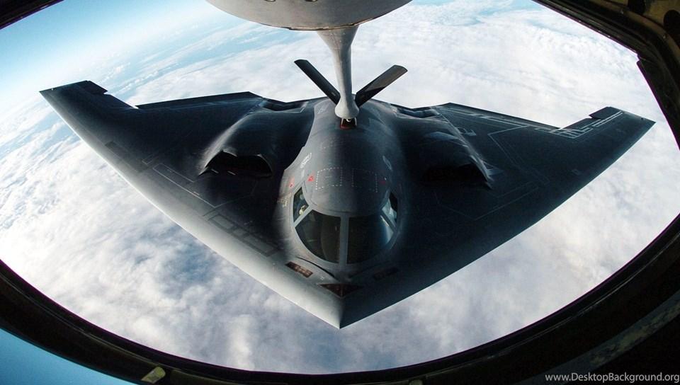 Stealth bomber wallpaper
