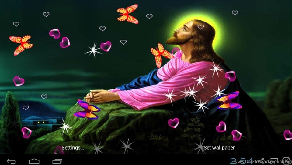 3d Jesus Wallpapers Android Apps On Google Play Desktop Background