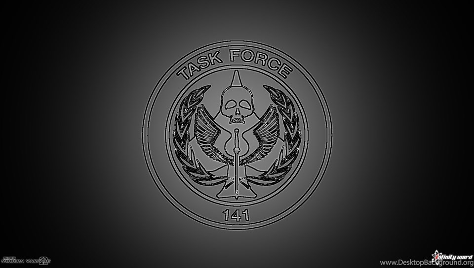 Task Force 141 Mw2, Cod, Art, 1920x1080 HD Wallpapers And