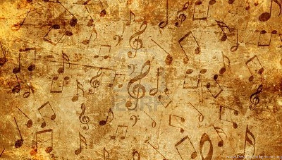 Music Notes Symbols Wallpapers Black And White Wallpapers Desktop