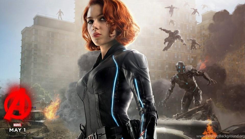 Avengers Black Widow Backgrounds Hd Wallpapers Desktop Background