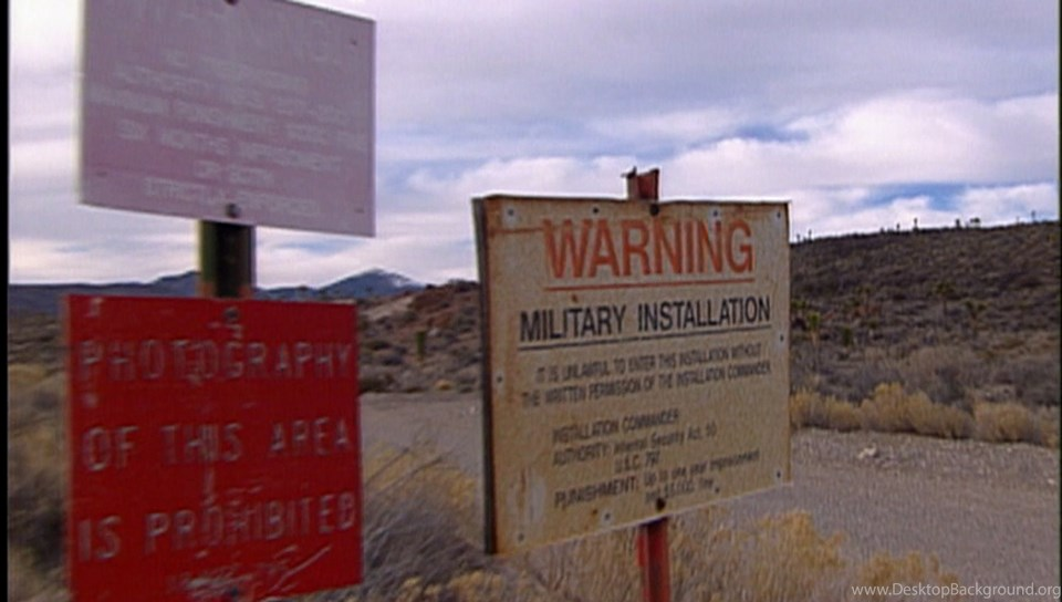 UFO Community Greets Area 51 Disclosure With A Resounding
