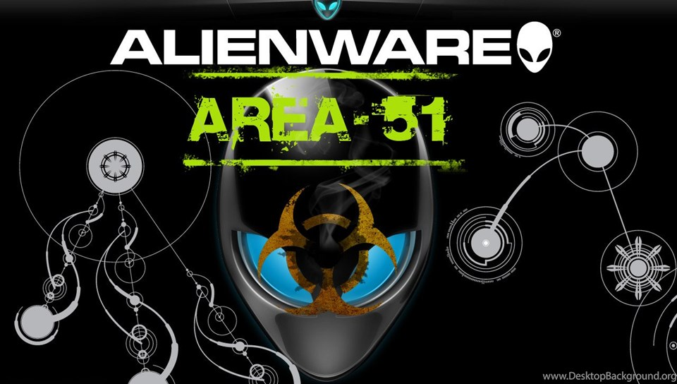 Alien Area51 By XceNiK On DeviantArt Desktop Background