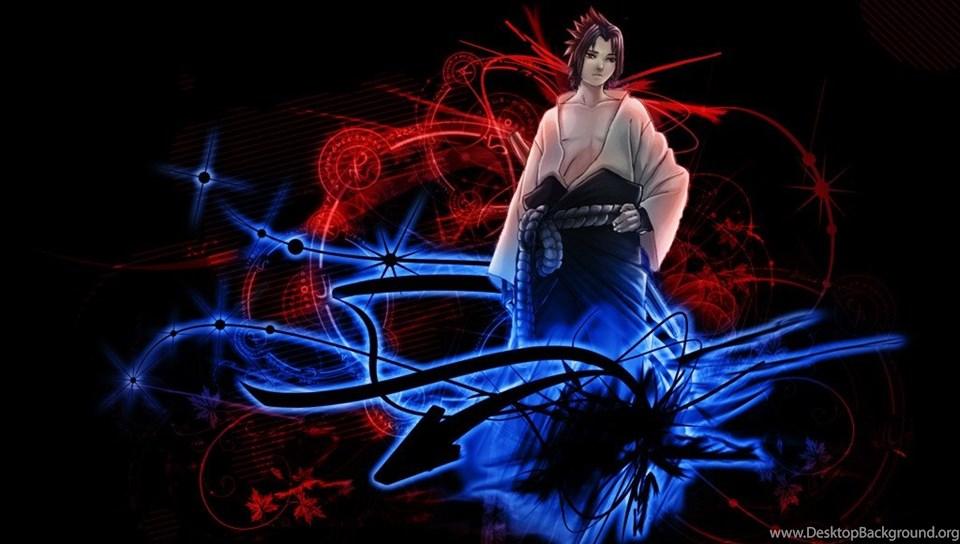 Cool Sasuke Abstract Naruto Shippuden Wallpapers Desktop Background