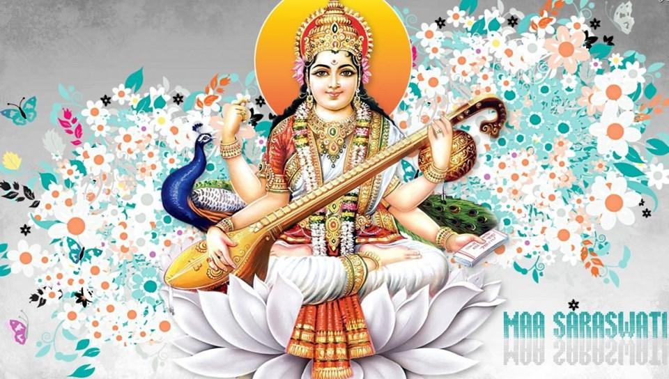 maa saraswati hd images full hd wallpapers desktop mobile desktop background