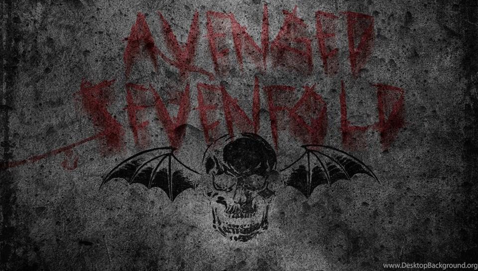 Avenged sevenfold logo wallpapers wallpapers zone desktop background hd 480x800 voltagebd Gallery