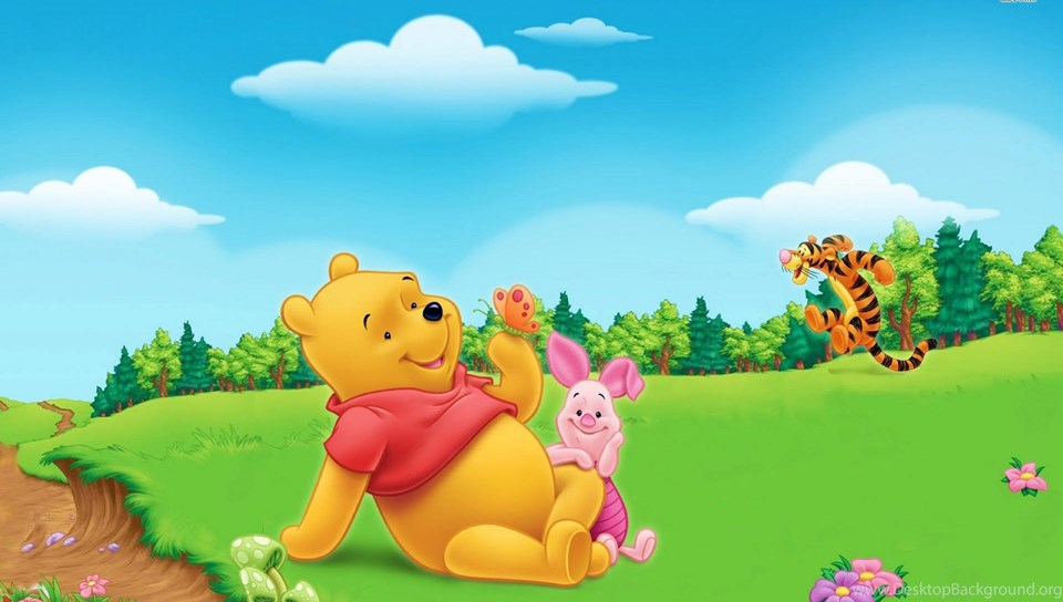 High resolution disney cartoon winnie the pooh wallpapers hd 5 full hd 480x800 voltagebd Gallery