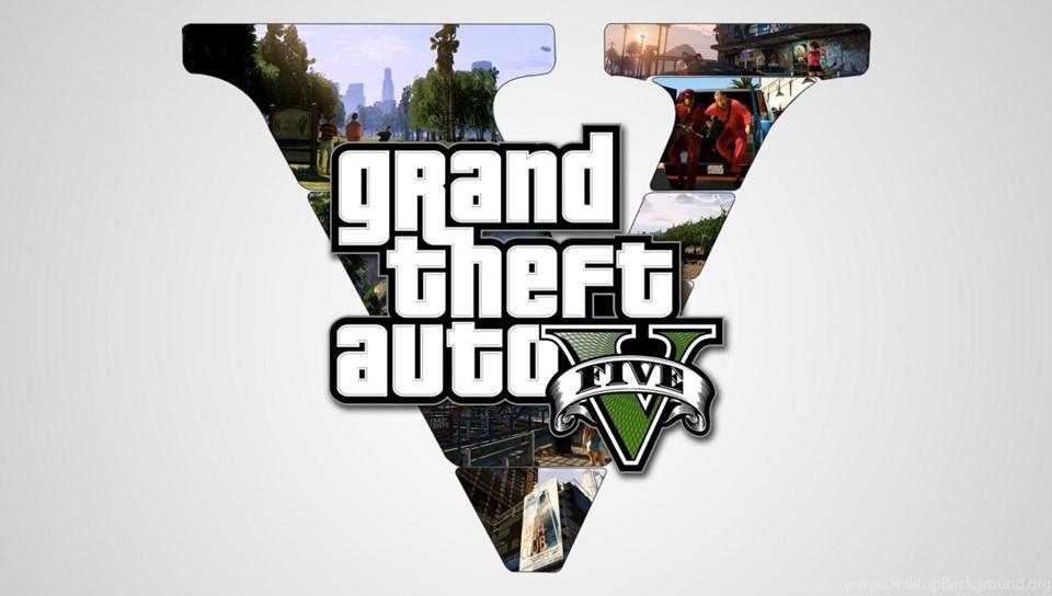 Wallpapers Gta 5 Grand Theft Auto V Rockstar 13, Free