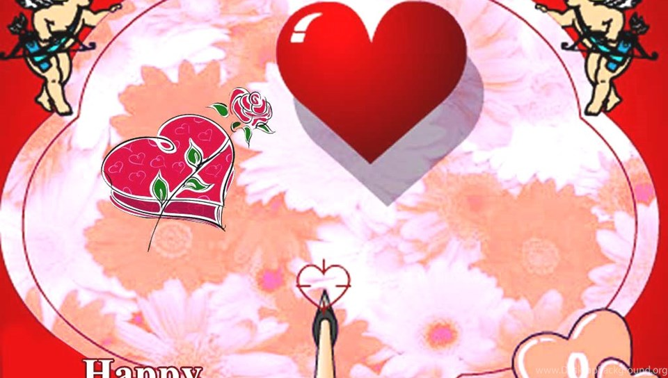 Happy Valentines Day Desktop Wallpaper Backgrounds Desktop Background
