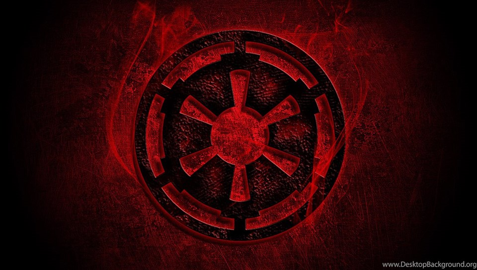Star Wars Empire Logo Wallpapers Star Wars Galactic Empire Logo Desktop Background