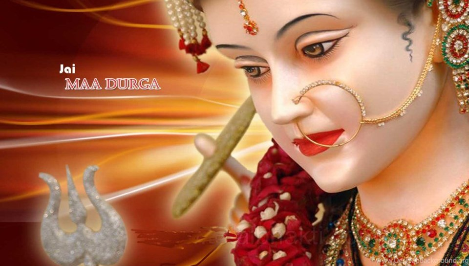 Jay Maa Durga Free Wallpapers Of Happy Navratri Full Hd Wallpapers Desktop Background