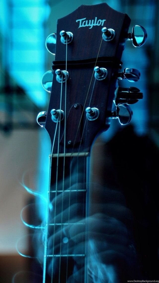 Guitar Iphone 5s Wallpapers Desktop Background