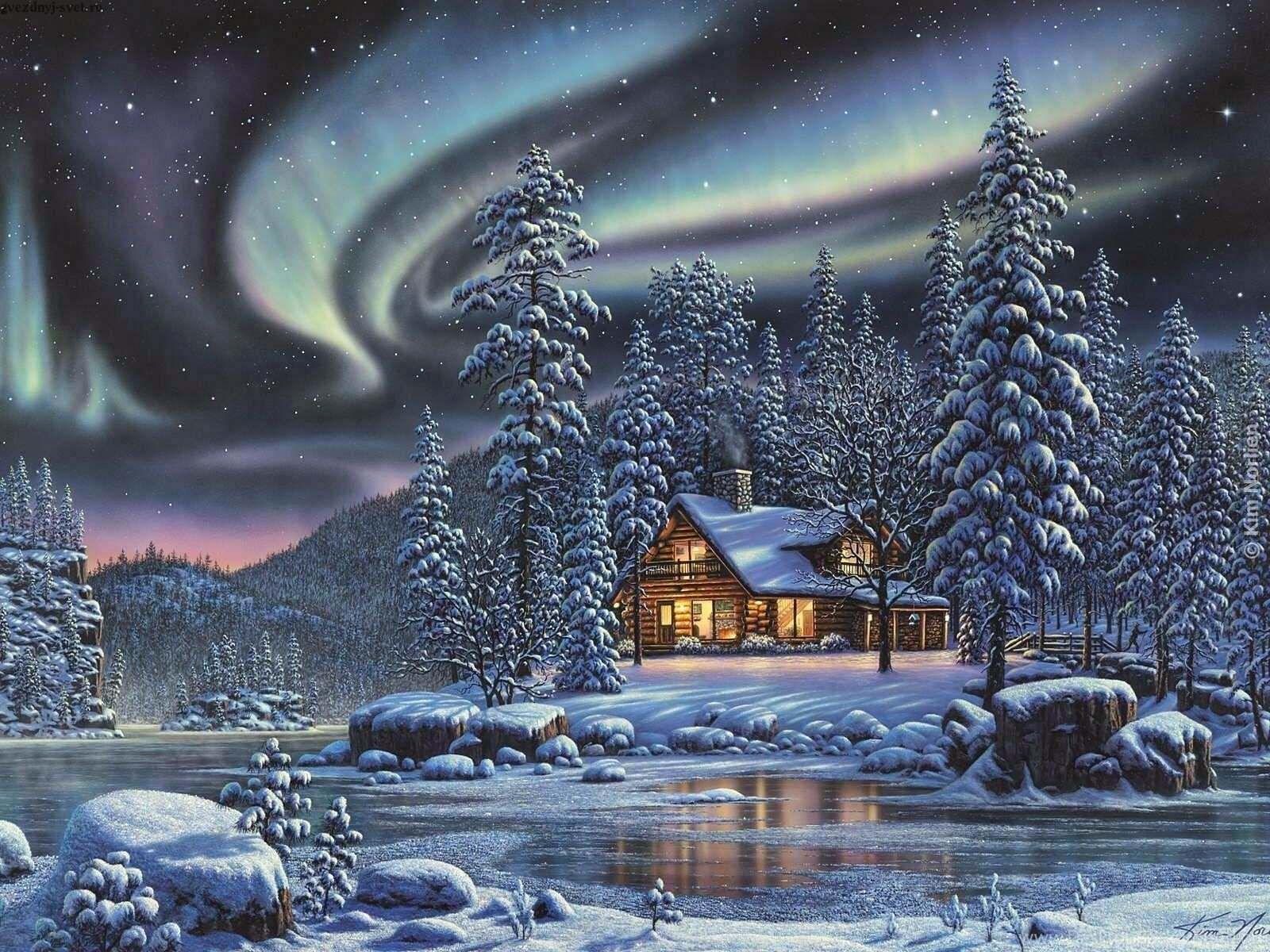 Free winter desktop wallpaper download ...