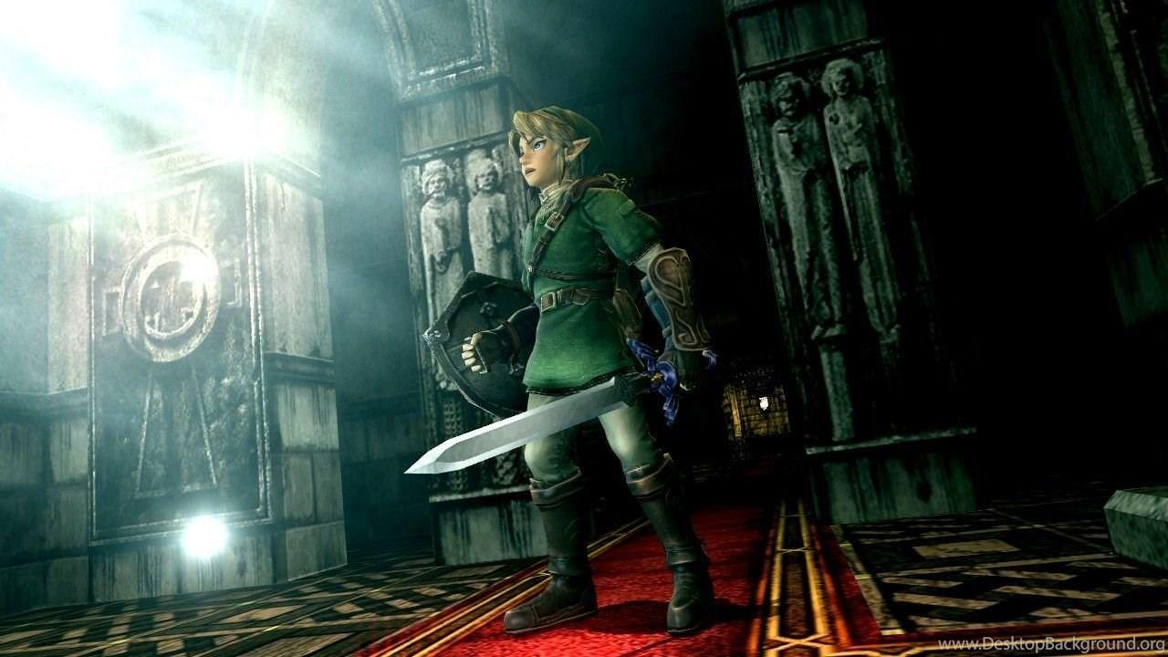 Link The Legend Of Zelda HD Wallpapers Desktop Background