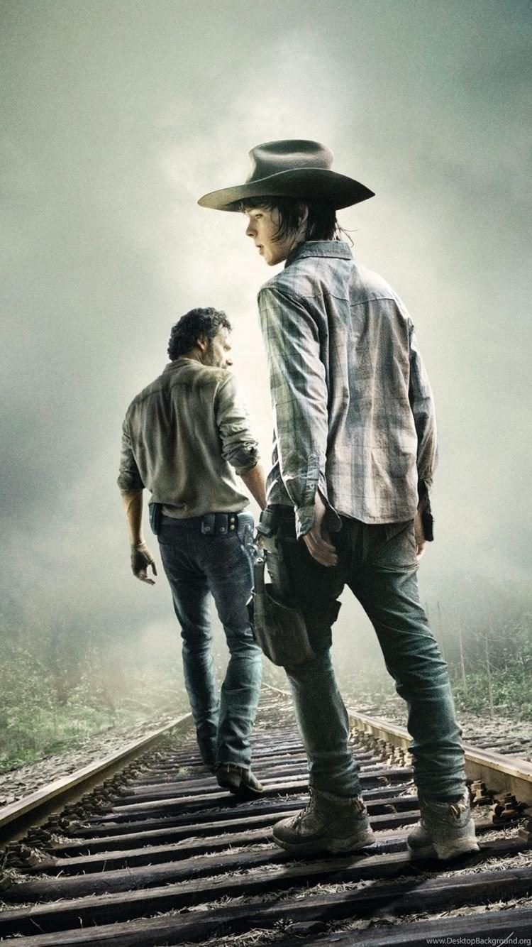 Iphone 6 The Walking Dead Wallpapers Hd Desktop Backgrounds