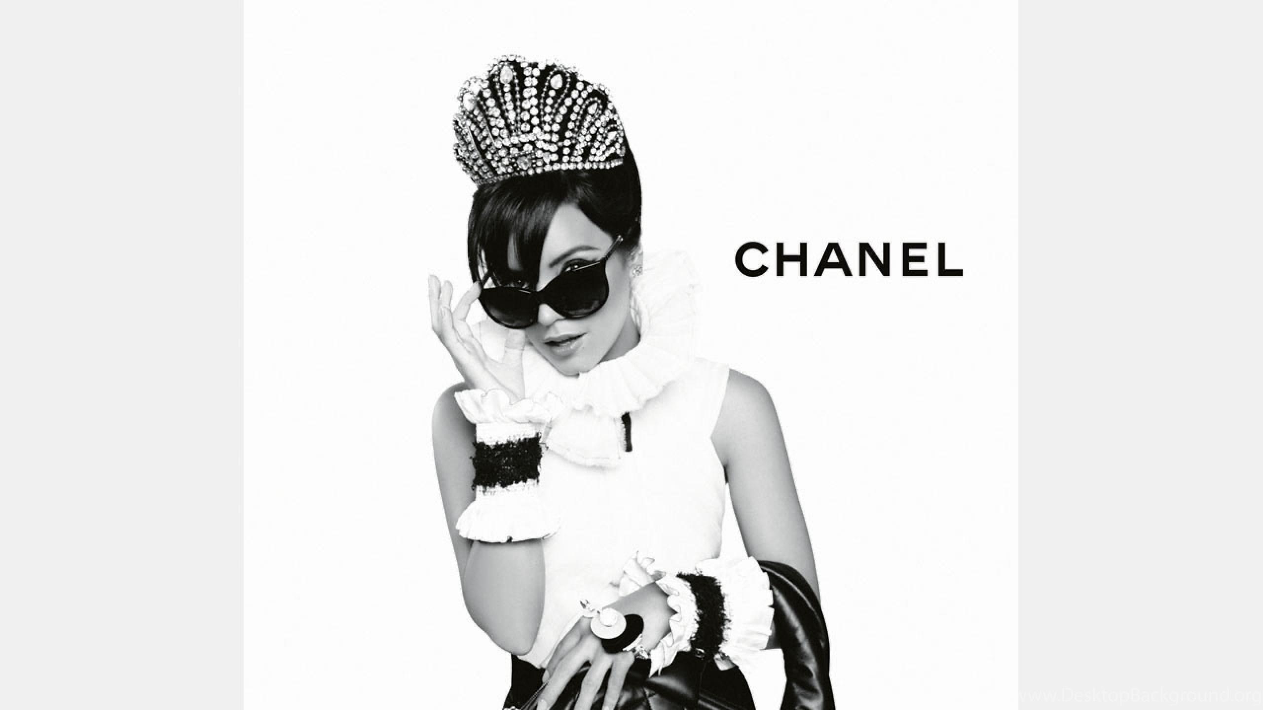 Mac IMac 27 Chanel Wallpapers HD Desktop Backgrounds 2560x1440