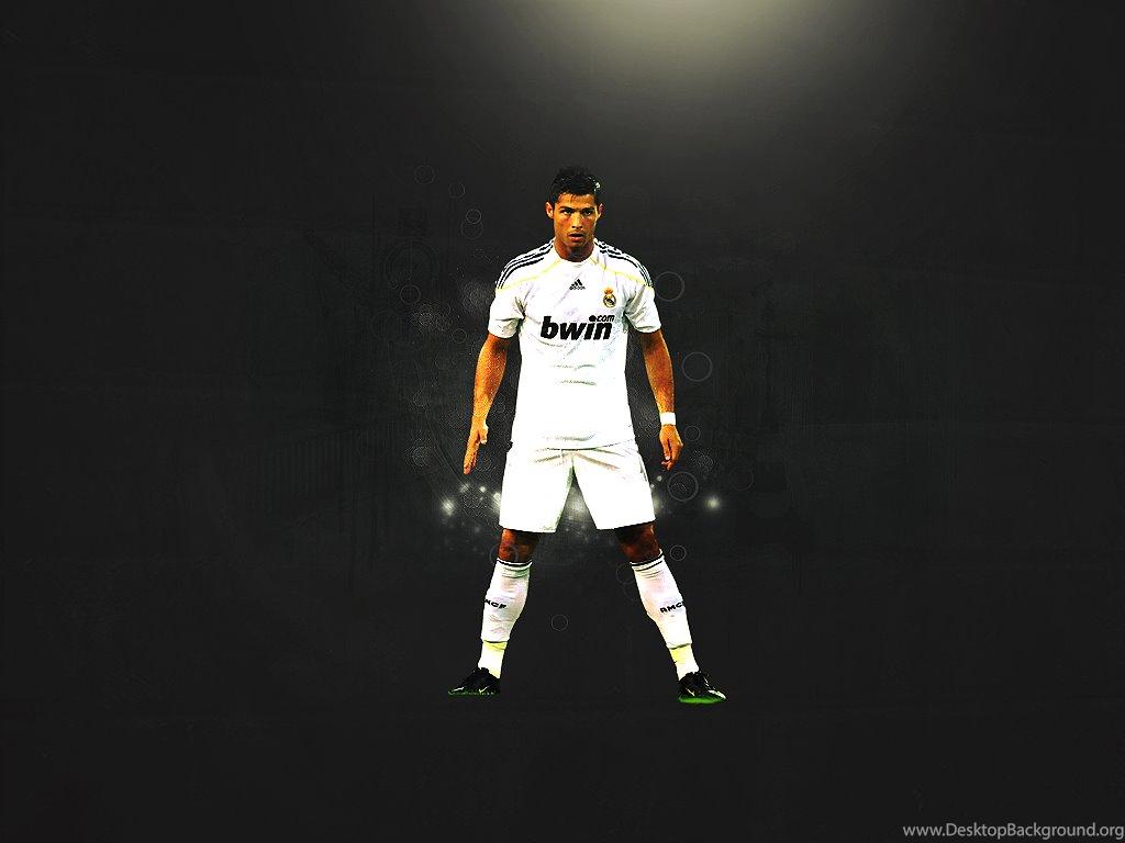 Cristiano Ronaldo Wallpapers Real Madrid Desktop Background