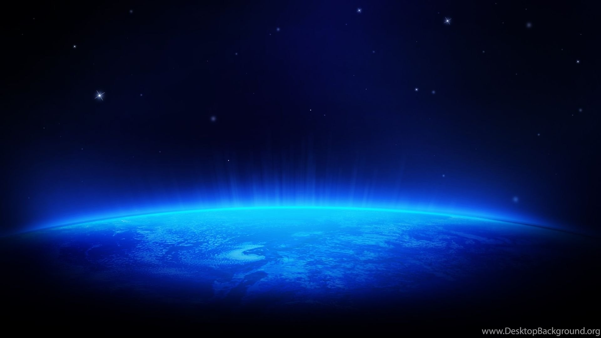 1920x1080 blue wallpaper: Blue Space HD Wallpapers @ 1080p HD Wallpapers Desktop