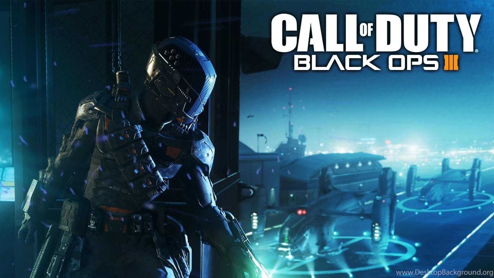 Call Of Duty Black Ops 3 Specialist Battery Desktop Desktop Background