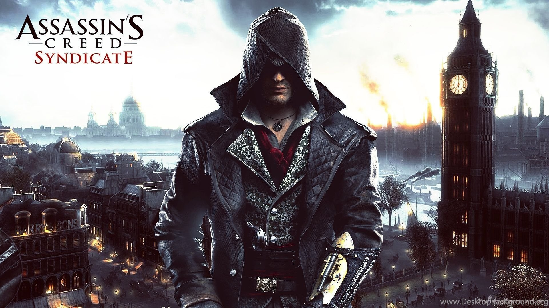 Assassin S Creed Syndicate Wallpapers Hd 3 Gallery Desktop Background