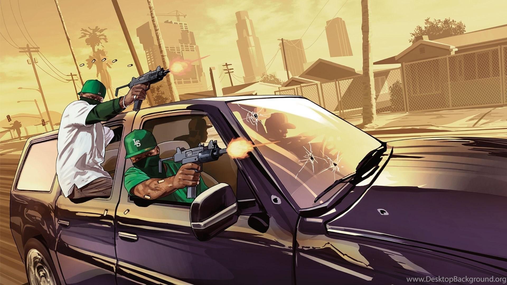 Full Hd 1080p Grand Theft Auto V Wallpapers Hd Desktop Desktop