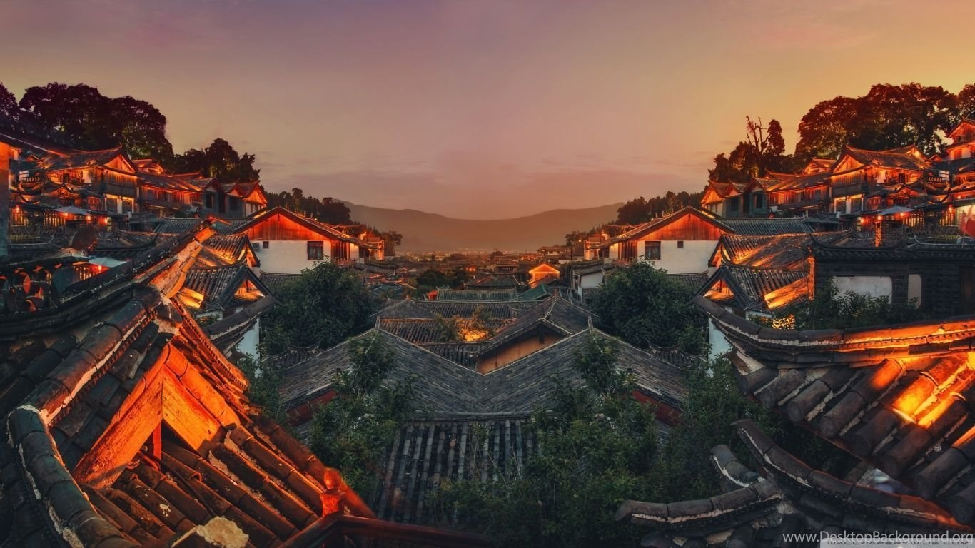 The Infinity Of China HD Desktop Wallpapers : Widescreen : High