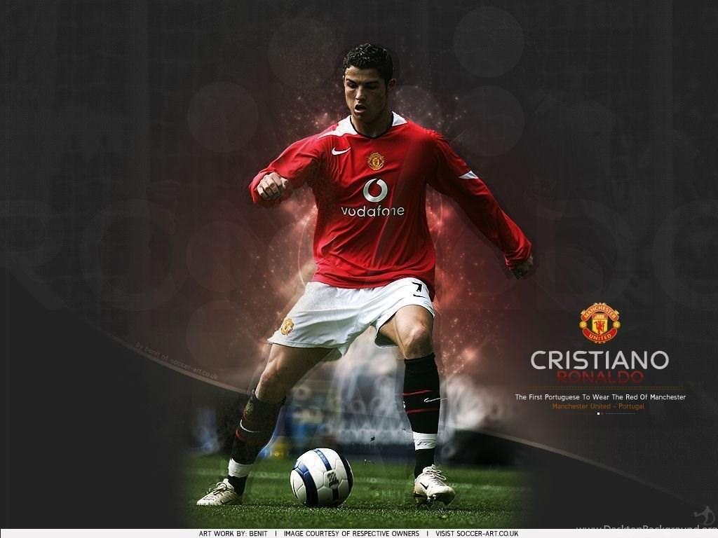 Cristiano Ronaldo Wallpapers Cristiano Ronaldo World Fansite Desktop Background