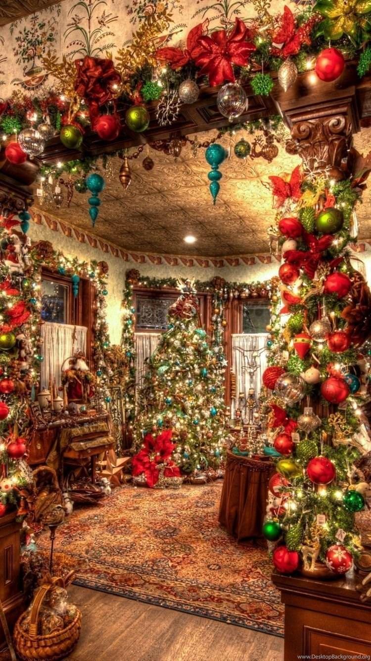 Cool Christmas Wallpapers Iphone.Christmas Tree Wallpapers Iphone 6 Best Hd Desktop