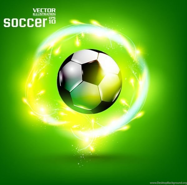 Cool Soccer Wallpapers Light Green Backgrounds Desktop Background