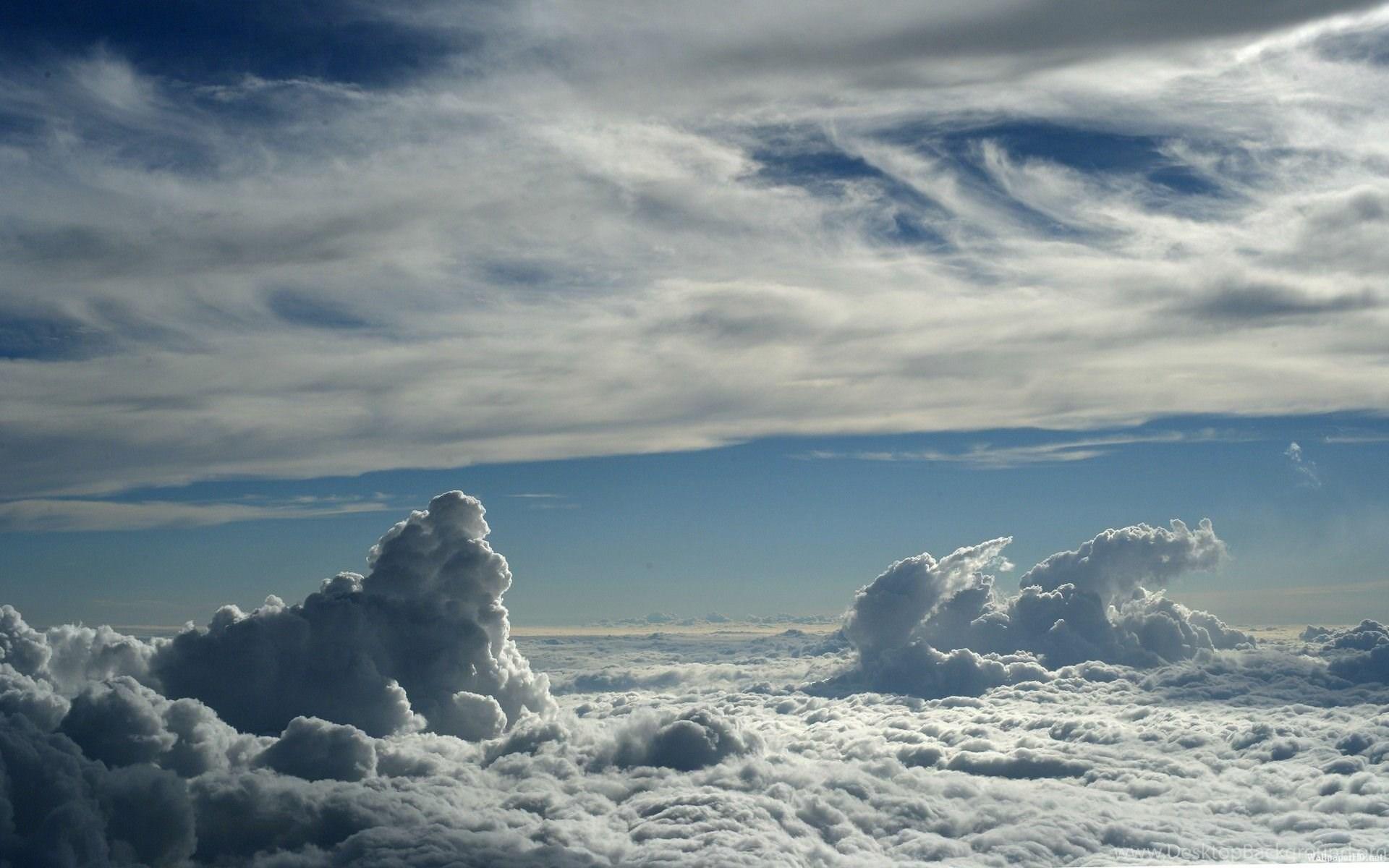 Download Cloud Wallpapers Free Desktop Background
