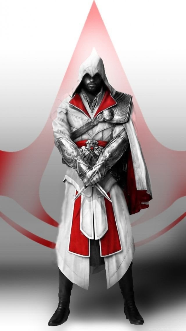 Iphone 5s 5c 5 Assassins Creed Wallpapers Hd Desktop
