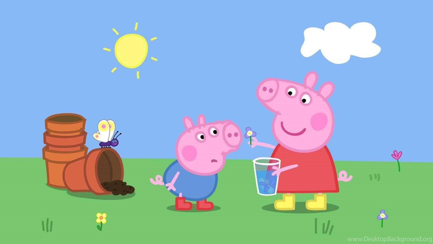 Disney HD Wallpapers Peppa Pig