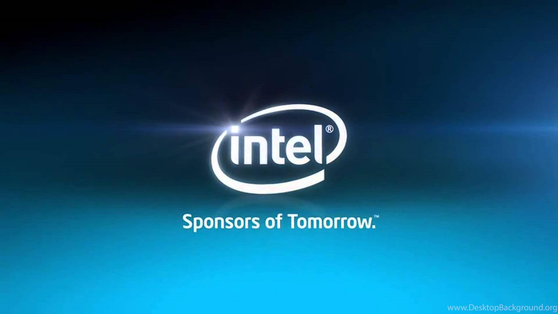 Intel Logo Wallpapers Awesome Resolution Desktop Background