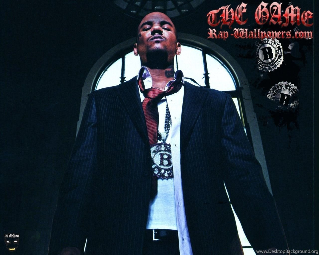 The Game The Game Rapper Wallpapers 3619049 Fanpop Desktop