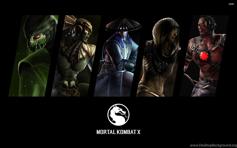 Sub Zero Mortal Kombat X Wallpapers Game Wallpapers Desktop Background