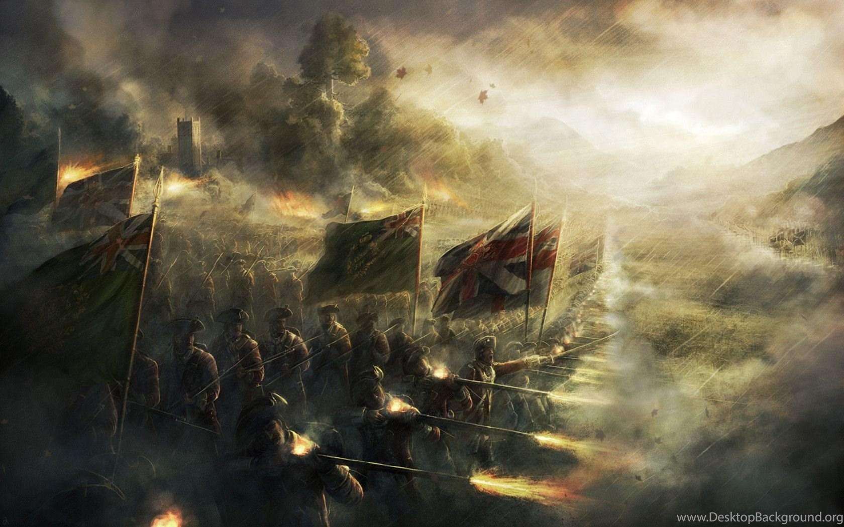Revolutionary War Wallpapers Desktop Background