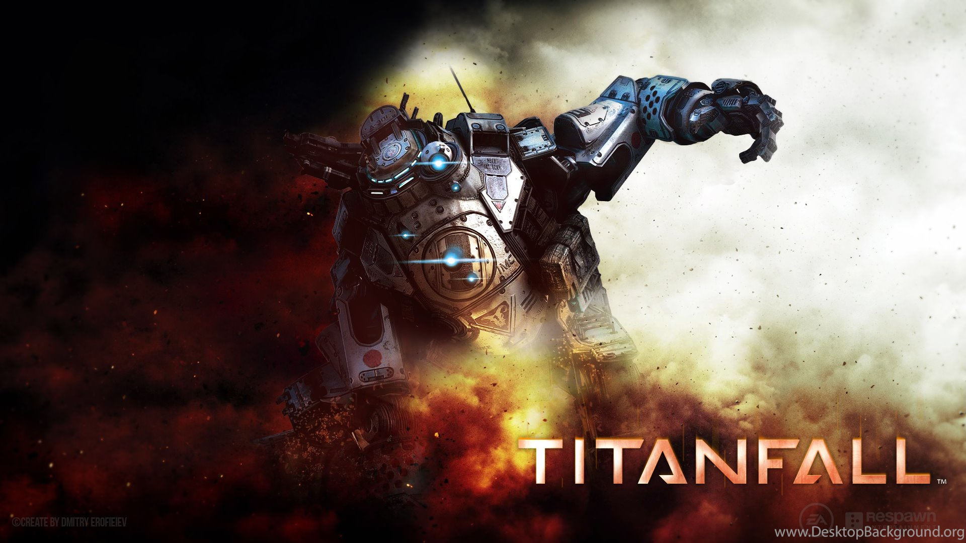64 titanfall hd wallpapers desktop background