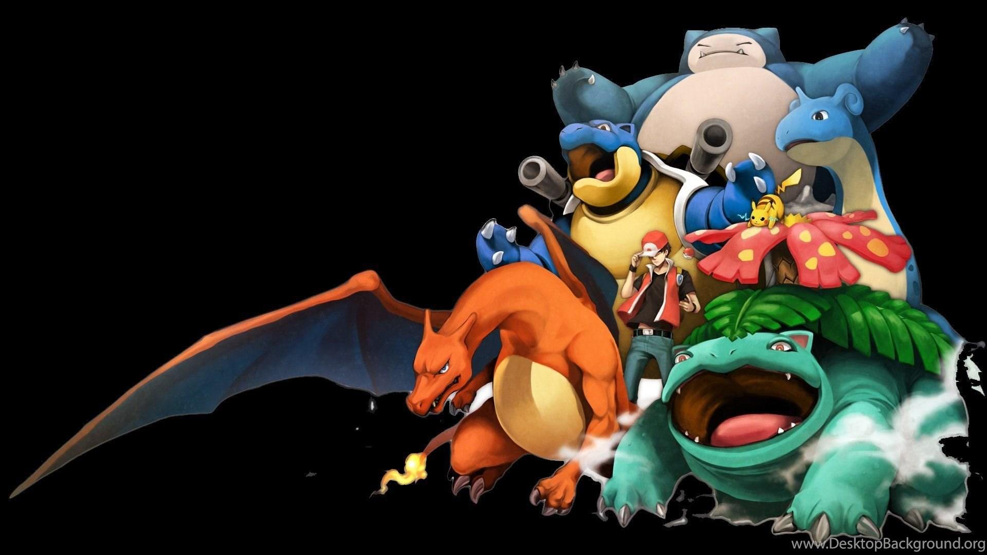 Fonds D Ecran Pokemon Tous Les Wallpapers Pokemon Desktop Background