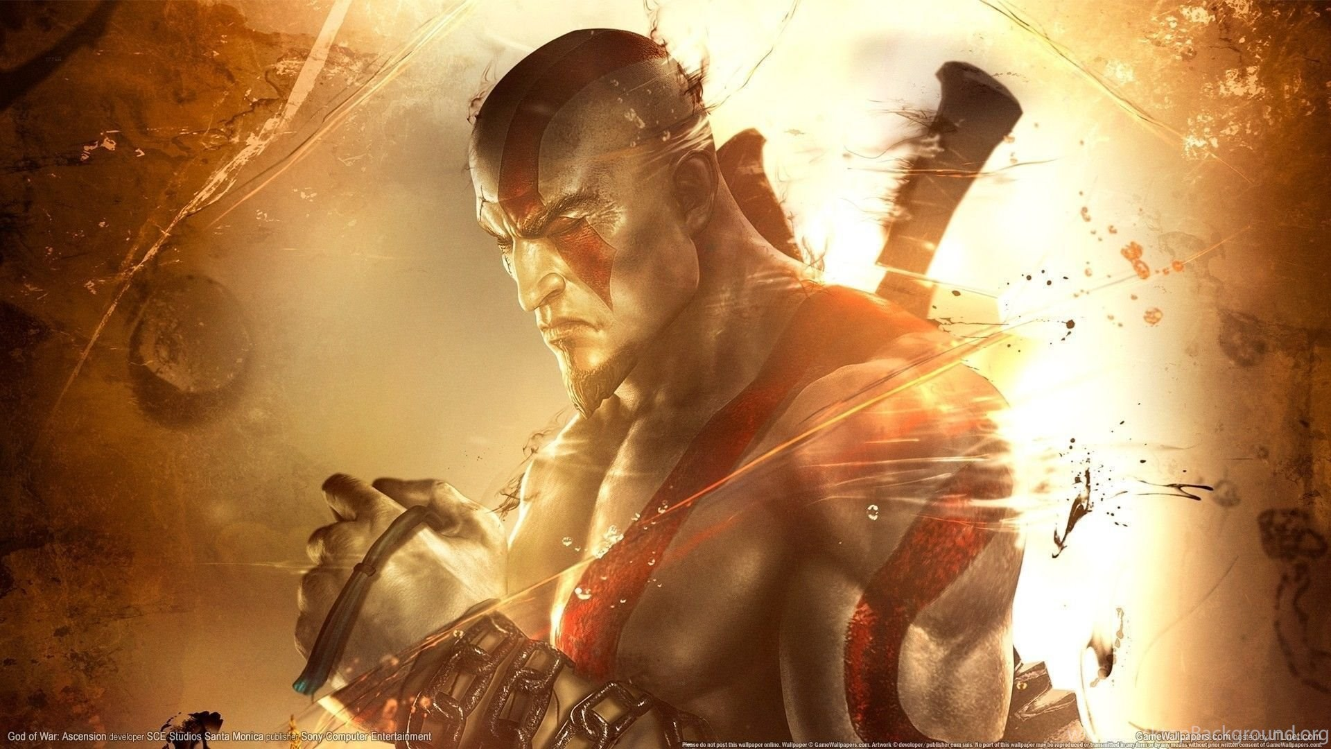 Free Download Full HD God Of War Ascension Jogo Dumau Games