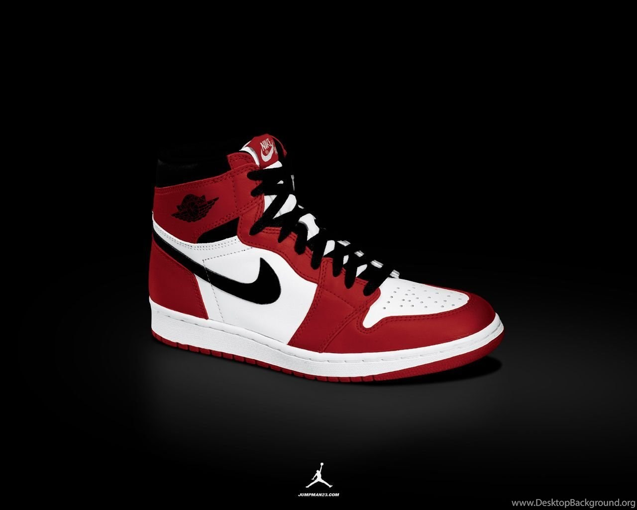 Air Jordan Shoes Wallpapers Desktop Background