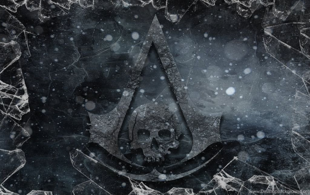 Assassins Creed Black Flag Logo Wallpapers V 2 By Chiller963 On