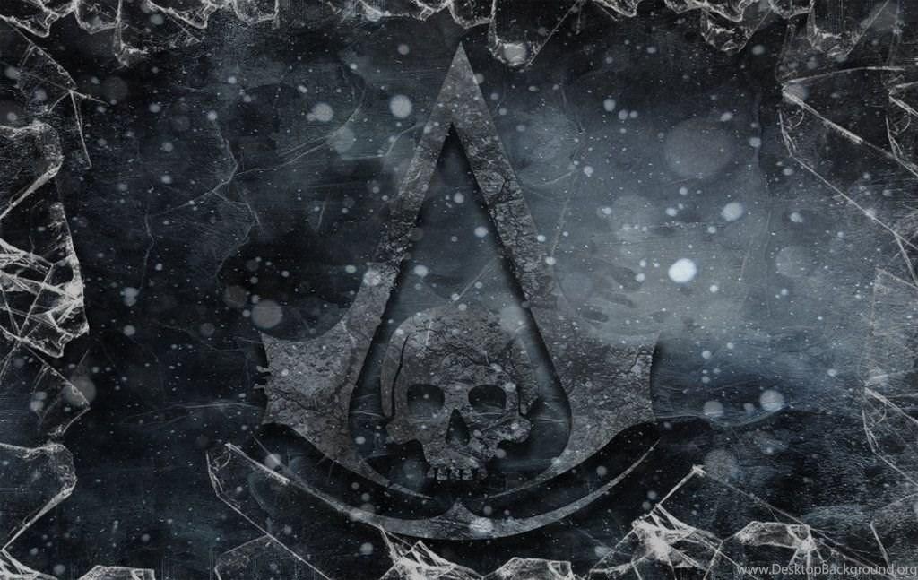 Assassins Creed Black Flag Logo Wallpapers V 2 By Chiller963 On