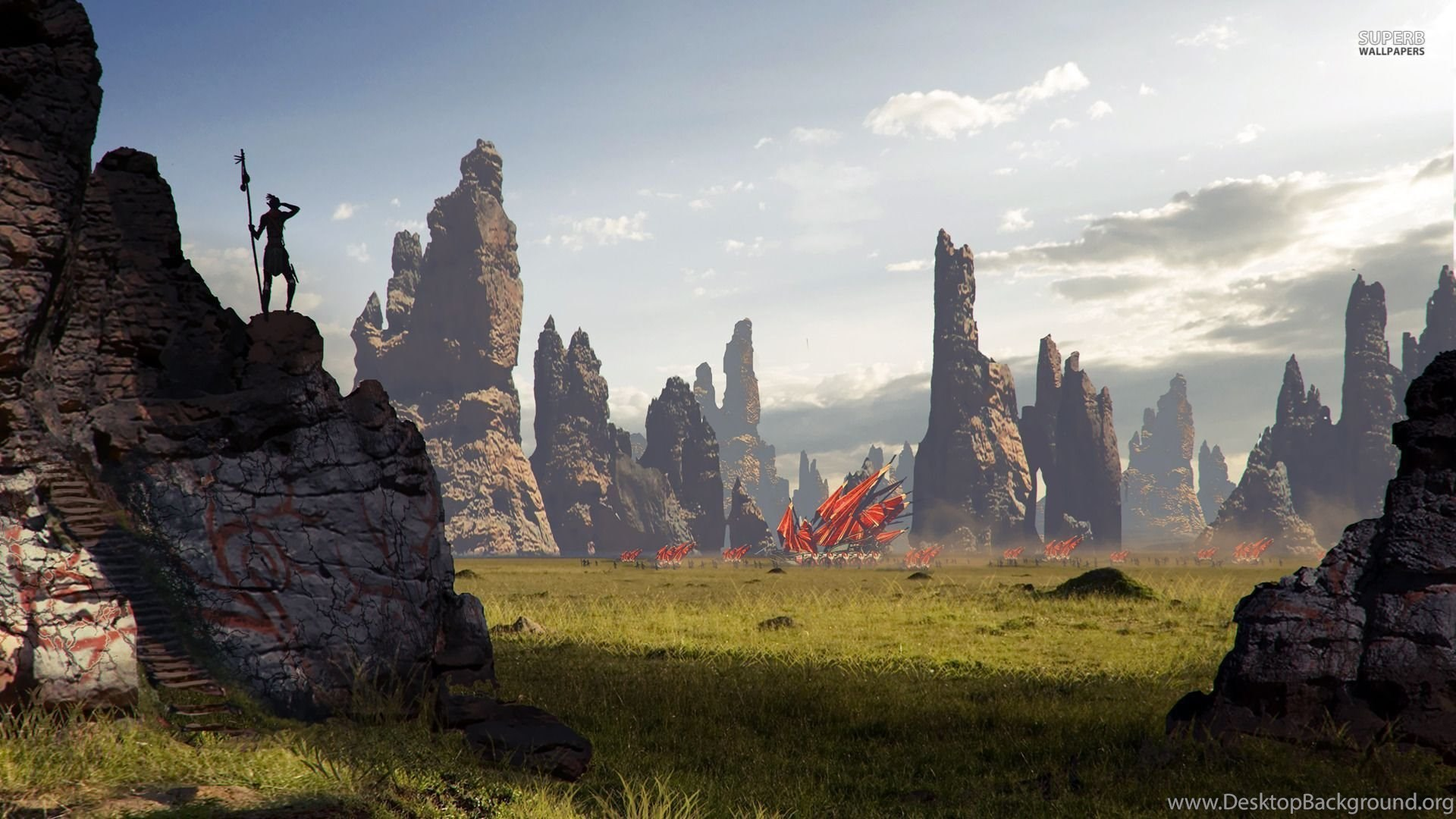 Dragon Age Inquisition Wallpapers Game Wallpapers Desktop Background
