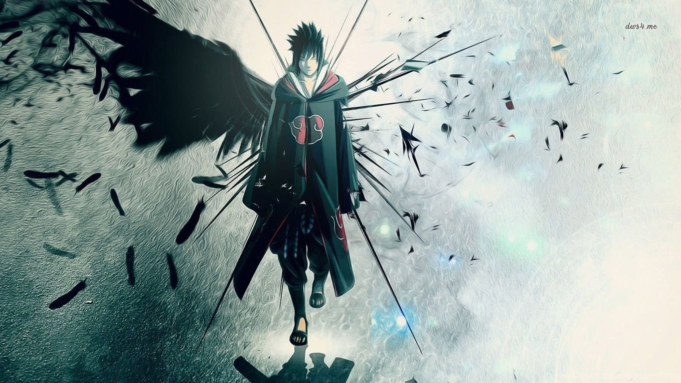 sasuke uchiha naruto wallpapers anime wallpapers desktop background