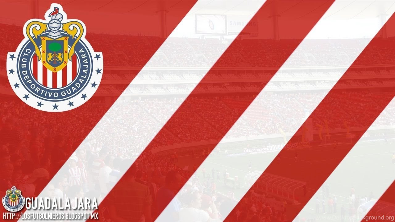 Los futboleros wallpapers chivas de guadalajara desktop background mobile voltagebd Images